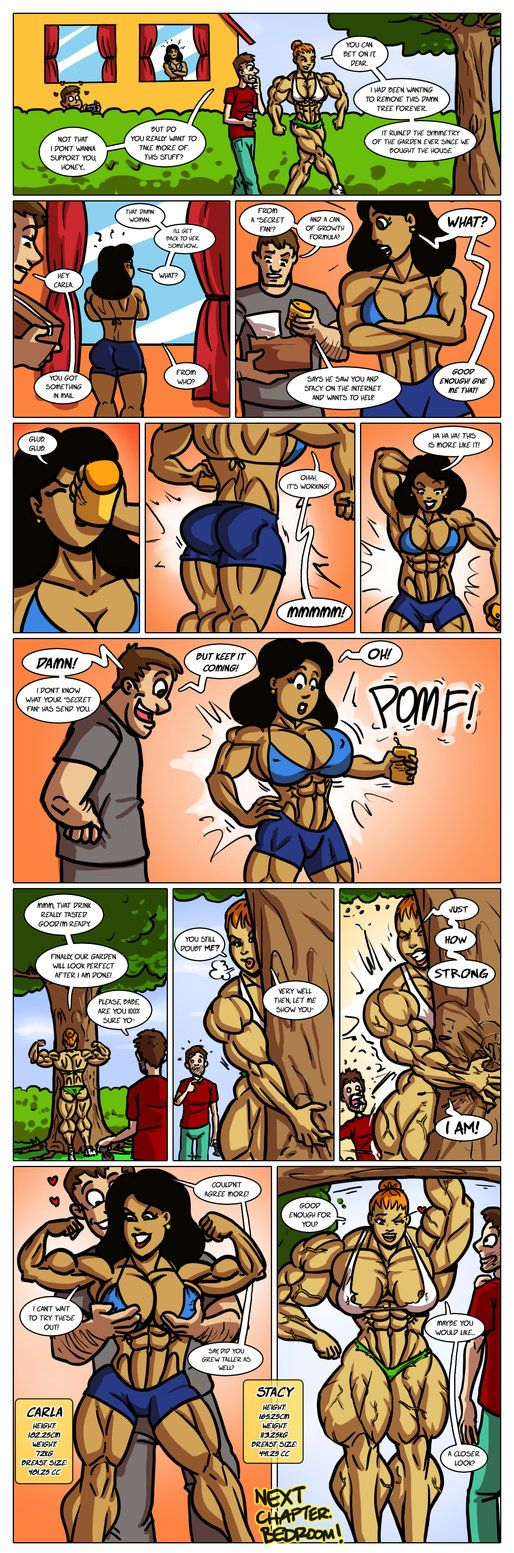 Growth drive comic page 2 by Ritualist