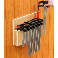 Easy-Story Clamp Rack A different type of clamp ra…