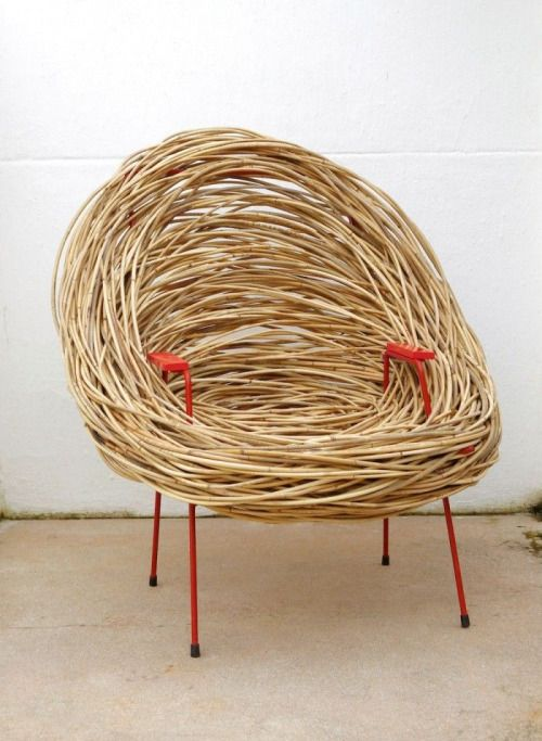 The Design Walker • The Nest Chair by Porky Hefer.: Interior Design,...                                                                                                                                                      More