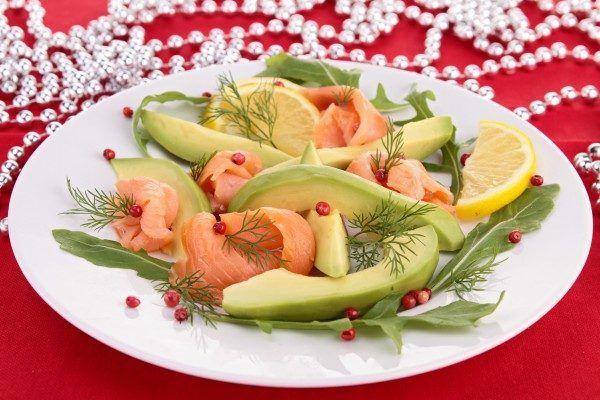 Холодные рыбные закуски на Новый год