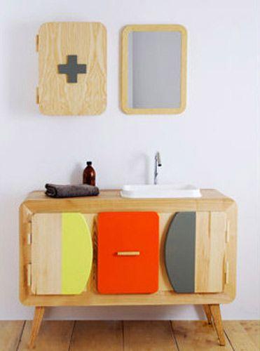 Sanijura revisite l'armoire à pharmacie   Inspiration bain