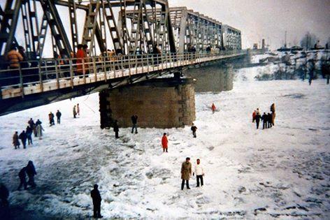 Rovigo inverno 1985