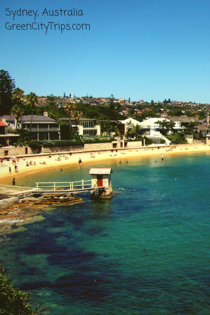 Watsons Bay, Sydney, Australia | Green City Trips http://greencitytrips.com/destination/sydney/