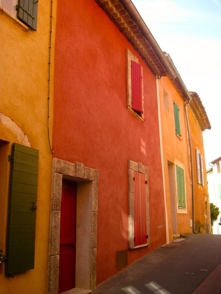 Red Ochre House Paint Pesquisa Google Colored Houses