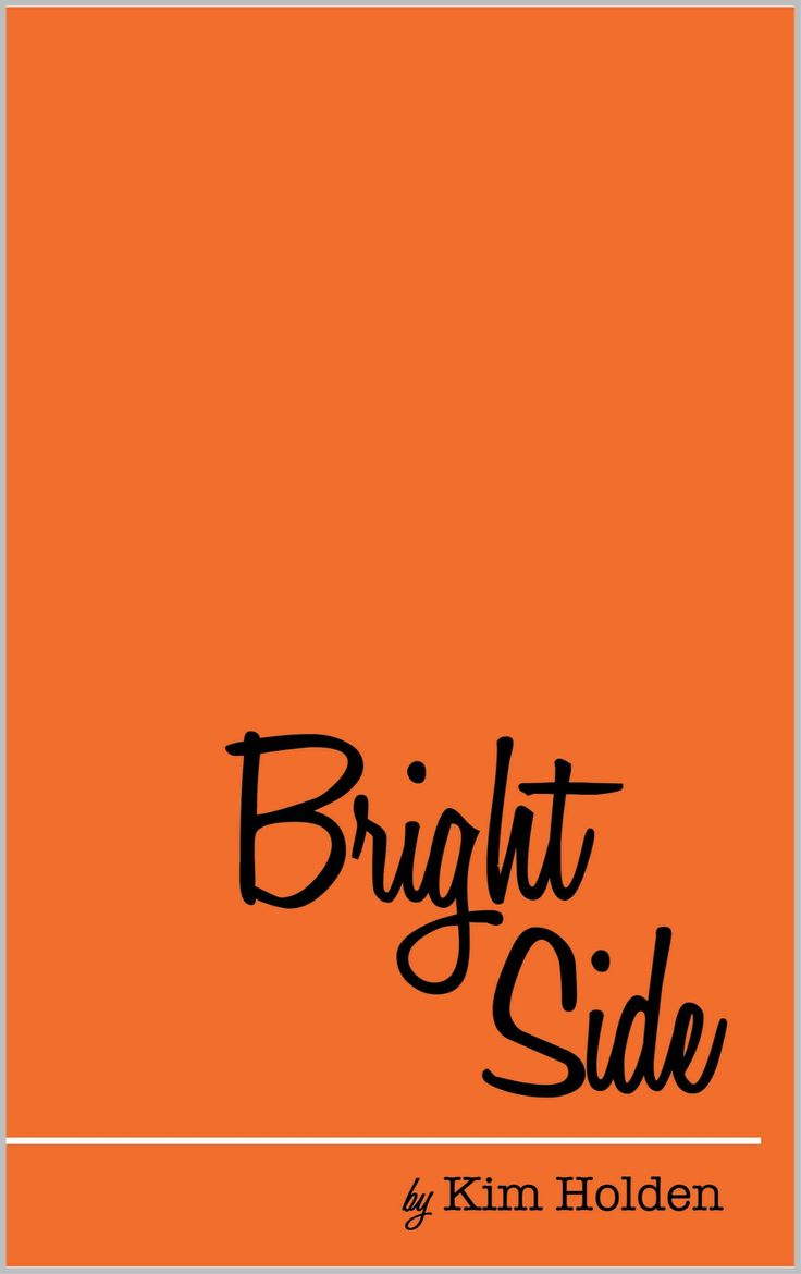 OMG you must read this book! You think TFIOS was good, you'll love this book!!!Bright Side:Amazon:Kindle Store