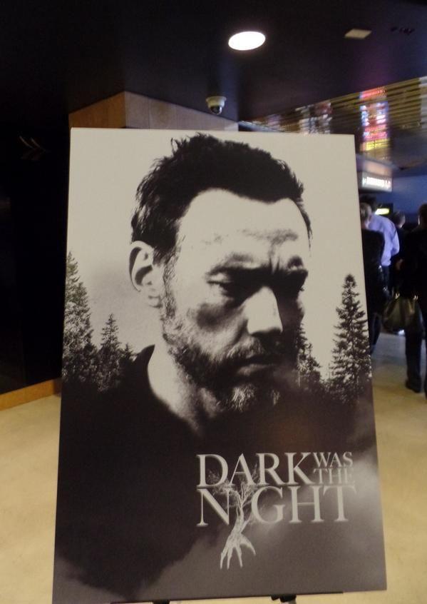 Dark Was the Night premiere Screamfest 2014