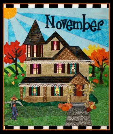 November Holiday House