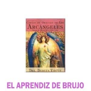 ORACULO  de los ARCANGELES (Estuche - Libro + Cartas)