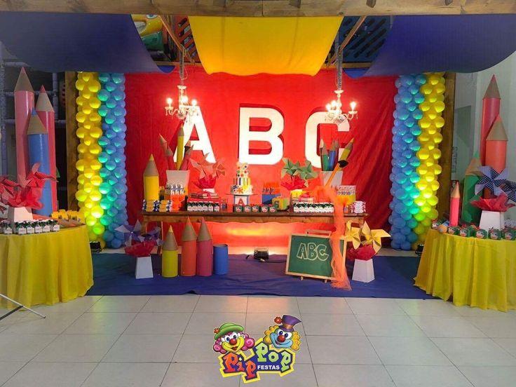 Formatura de ABC