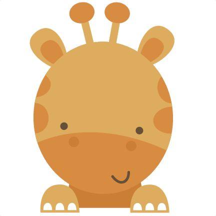 Giraffe SVG file giraffe svg cut file giraffe cut file for scrapbooking svg cut files for cutting machines free svgs