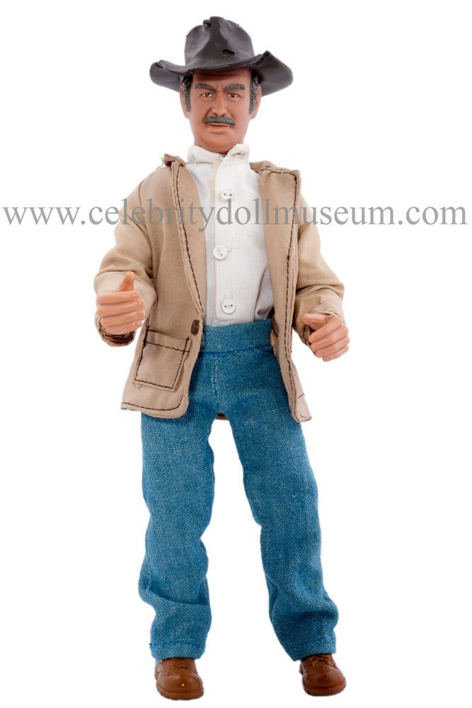 Buddy Ebsen – Celebrity Doll Museum