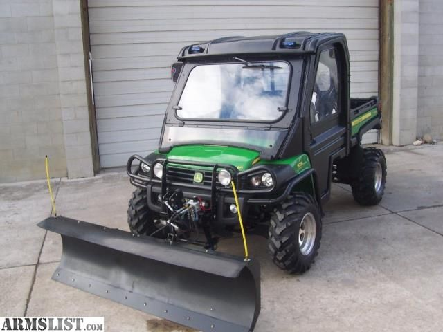 John Deere Gator Prices >> John Deere Gator 825I Accessories | ARMSLIST - For Sale ...