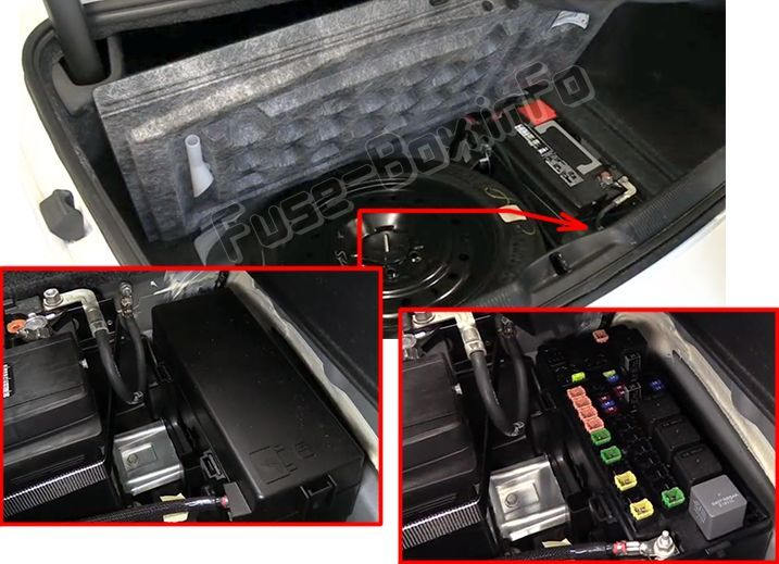 Dodge Charger (2011-2019) < Fuse Box location | Dodge charger 2011, Fuse box,  Dodge chargerPinterest