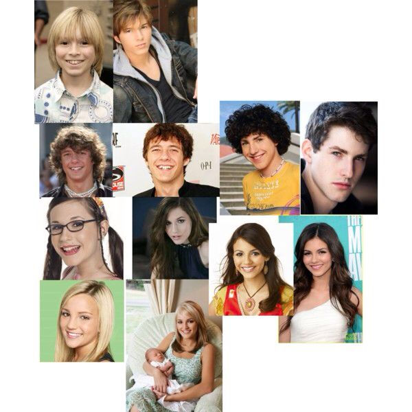 Zoey 101 Zoey 2013 Zoey 101 2013 Then And...