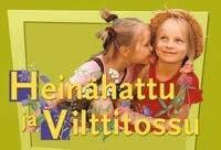Heinähattu ja Vilttitossu - a cute movie, not only for children :)