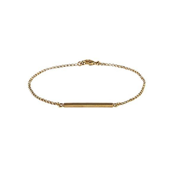 Horizon Bracelet / Gold