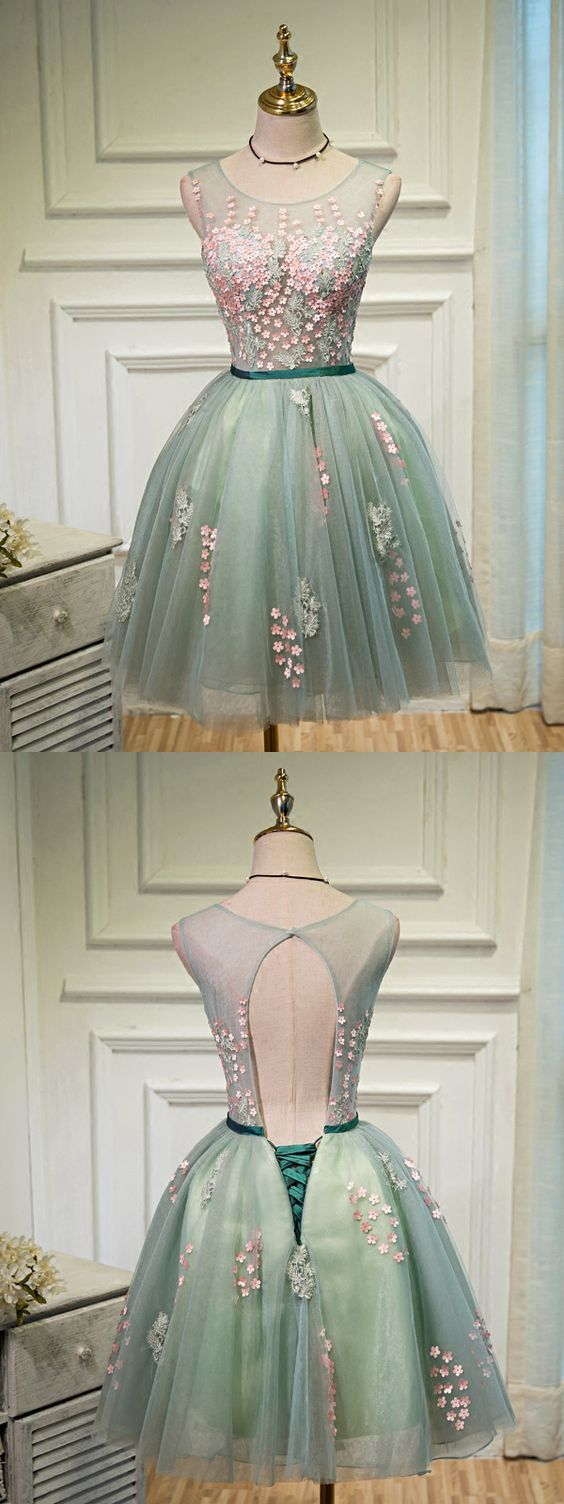 Uhc0081, homecoming dresses,fashion homecoming dresses,short ,open back ,2017 ,tulle homecoming dresses,homecoming dresses for teens