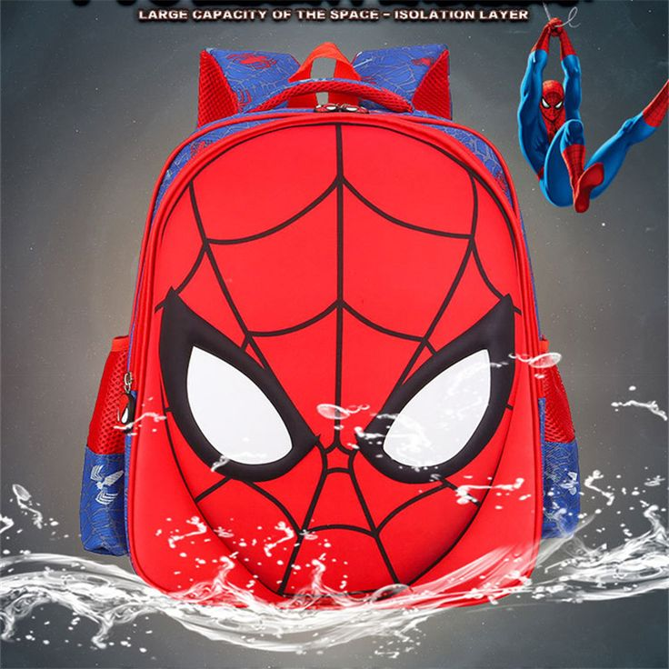 $24.38 (Buy here: https://alitems.com/g/1e8d114494ebda23ff8b16525dc3e8/?i=5&ulp=https%3A%2F%2Fwww.aliexpress.com%2Fitem%2F3D-Print-superman-mochila-Escolar-school-bags-for-teenagers-cool-spiderman-backpacks-for-teenage-girls-kids%2F32717731040.html ) 3D Print superman mochila Escolar school bags for teenagers cool spiderman backpacks for teenage girls kids kindergarten bagpack for just $24.38