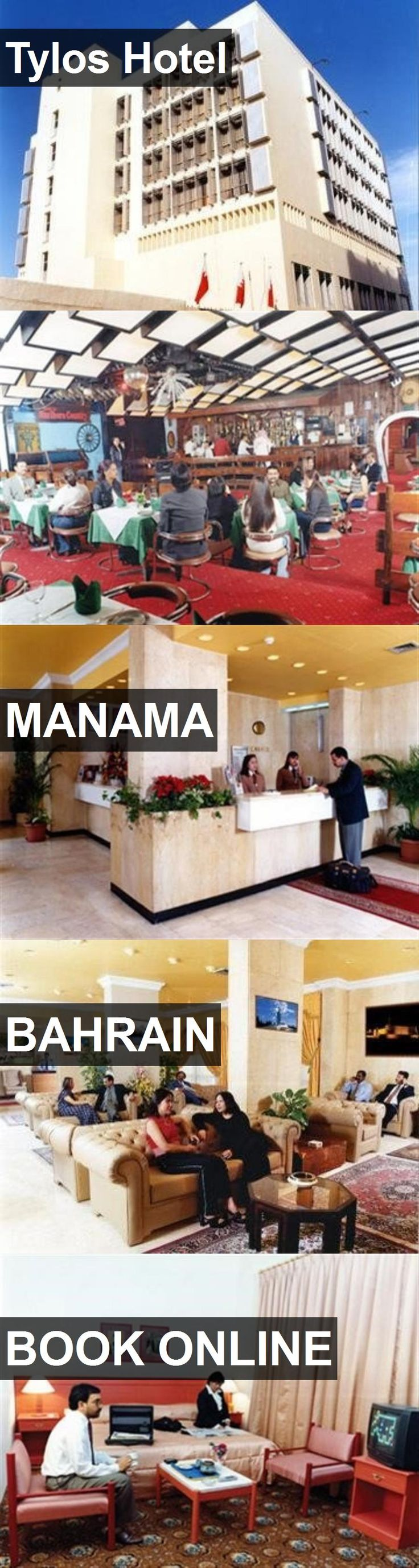 Tylos Hotel in Manama, Bahrain. For more information, photos, reviews and best prices please follow the link. #Bahrain #Manama #travel #vacation #hotel