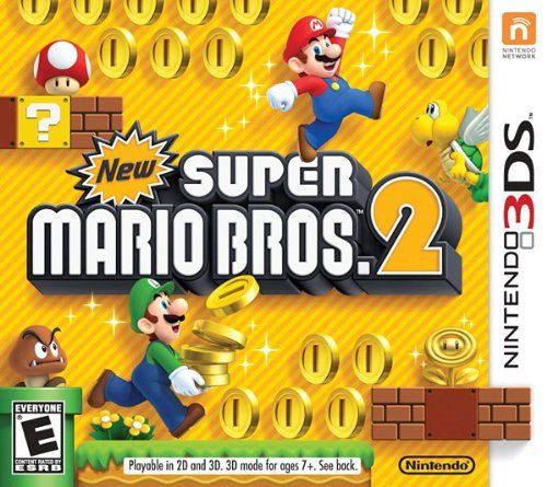 Nintendo New Super Mario Bros. 2 CTRPABEE PC Games  New Super Mario Bros. 2 is a side-scrolling Platformer video game for Nintendo 3DS. A sequel to the 2006 Nintendo DS release, New Super Mario Bros., this new game version challenges players to rescue Princess Peach from the latest kidnapping by Bowser, and to collect as masses of Nintendo gold coins while doing so. Of all Mario titles released to date, New Super Mario Bros. 2 contains the the greatest emphasis on gold collection, with over…