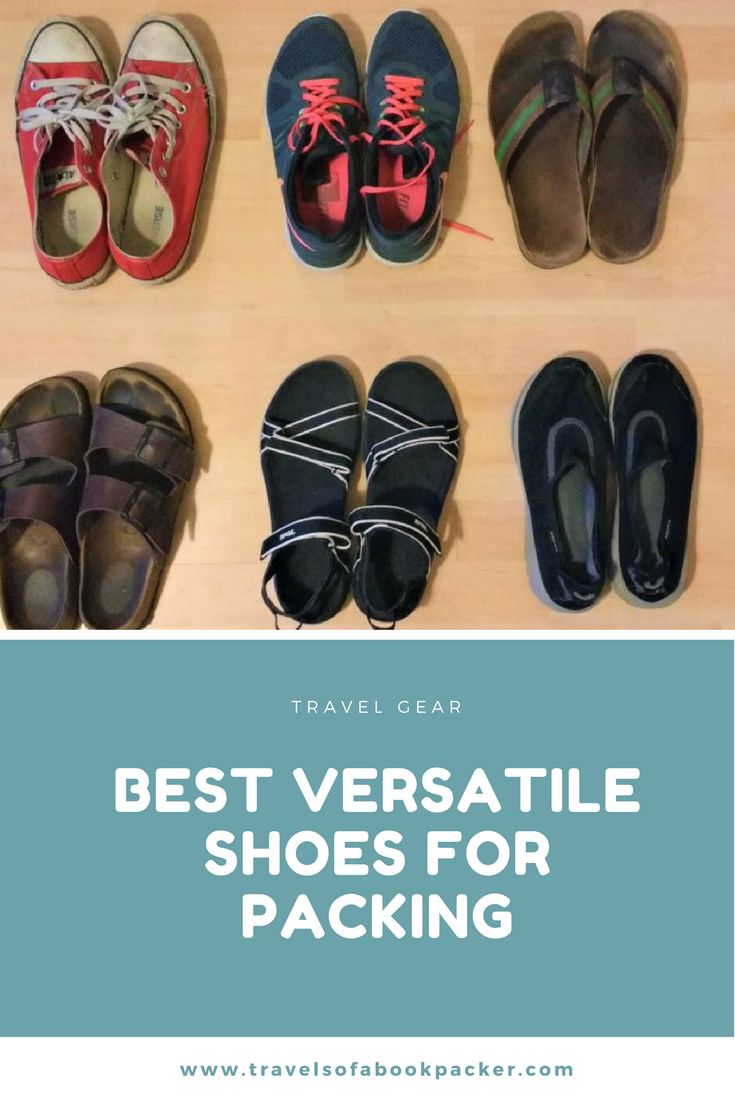 Best Versatile Shows For Backpacking. Shoes are one thing that take up a lot of unnecessary space in your backpack. It can be very hard to find shoes that fit the huge array of activities, temperatures and occasions covered in any one trip, let alone long-term travel. For me it is about doing away with shoes that only fit one purpose and investing in some versatile shoes for backpacking. Click here to read my picks!