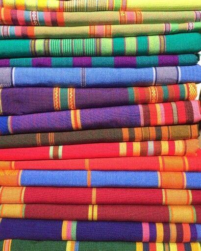 Lombok weaving from Tradisi in Ubud