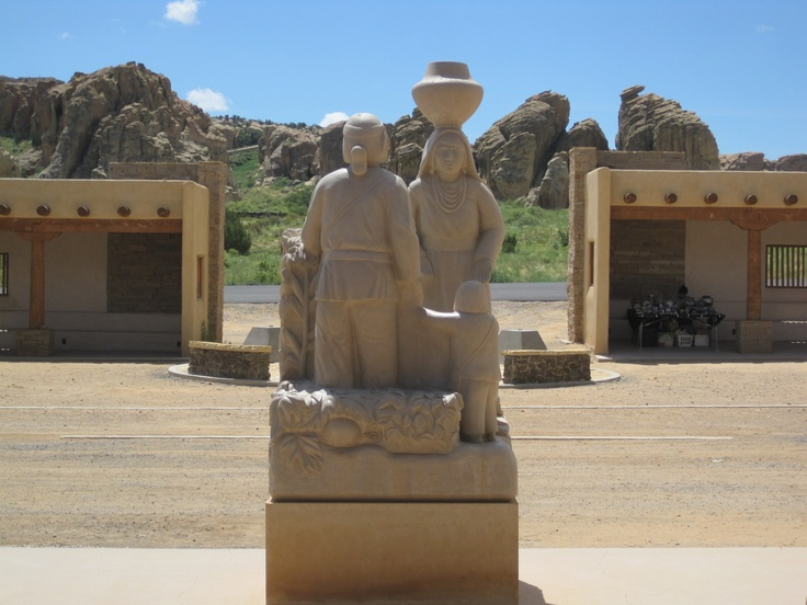 Sky City Cultural Center at Acoma Pueblo, NM