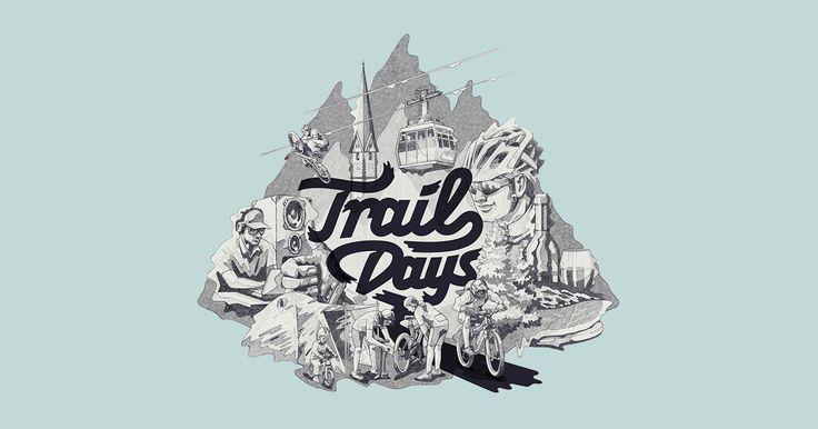 Trail Days, das Bike und Musik-Festival von 26. – 29. Mai 2016 in Latsch, Südtirol. Flowige Trails, fette Beats und chillige Tunes.                  Feiere mit Gleichgesinnten in Latsch einen unvergesslichen Start in die Bike Saison 2016!