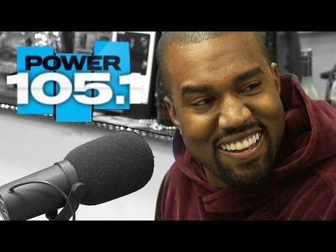 Kanye West Interview | The Breakfast Club Power 105.1 | February 20, 2015 | FULL INTERVIEW - YouTube