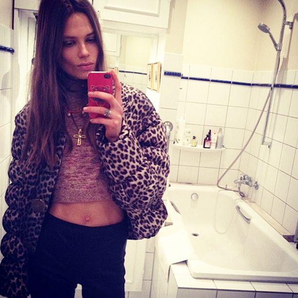 Caroline Brasch Nielsen—current Chloé campaign girl