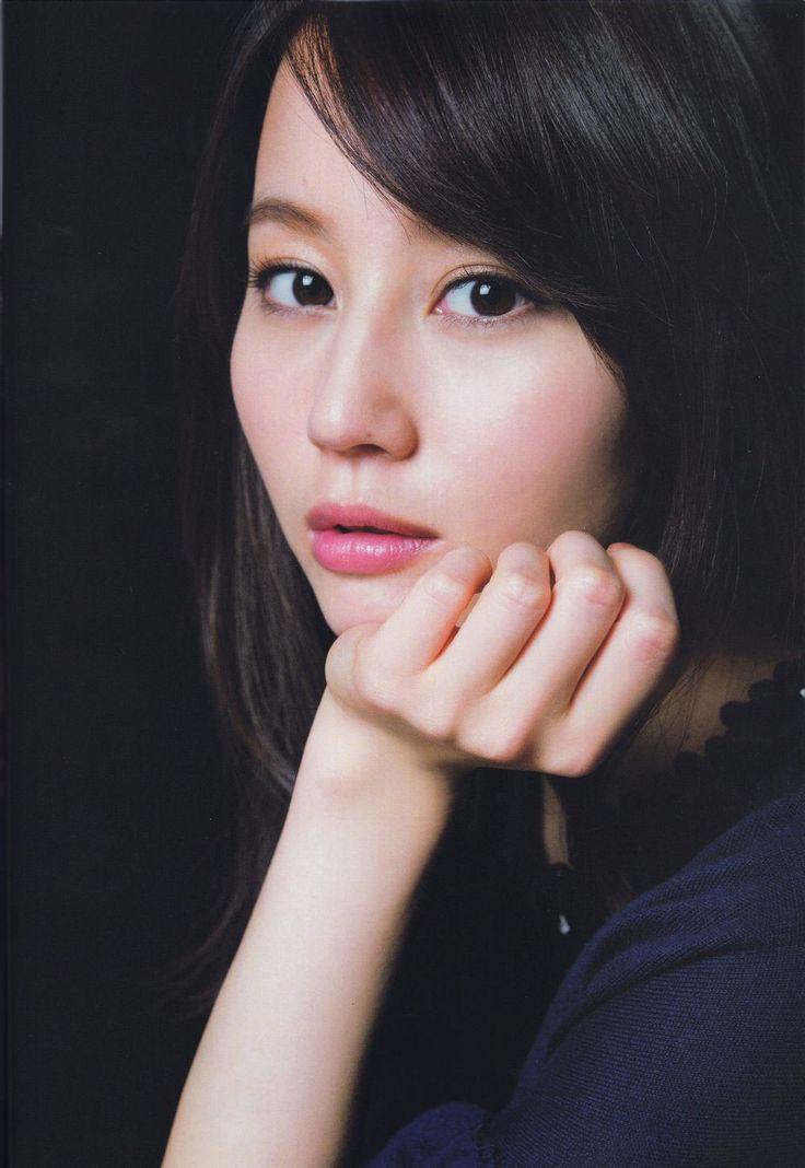 Maki Horikita CM Now Magazine