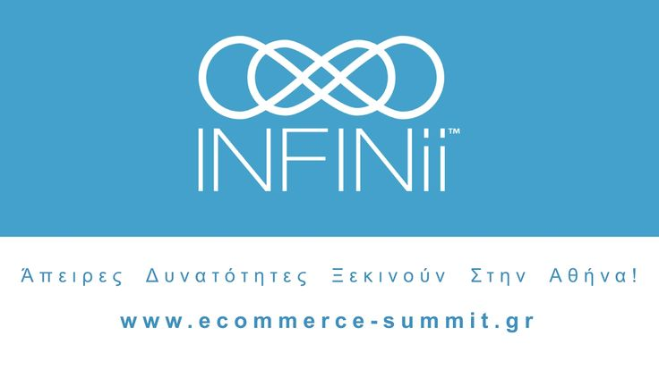 To Μεγαλύτερο e-Commerce Summit... Έρχεται στην Αθήνα! (Open Webinar)  https://youtu.be/8DUriNIfgbA #infinii #ecommerce #summit #athens #ebay