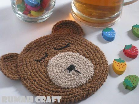 Coaster sleeping bear