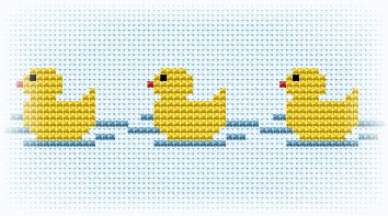 simple cross stitch designs for beginners - Google Search