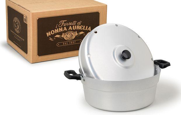 Impara a cucinare con il fornetto Versilia