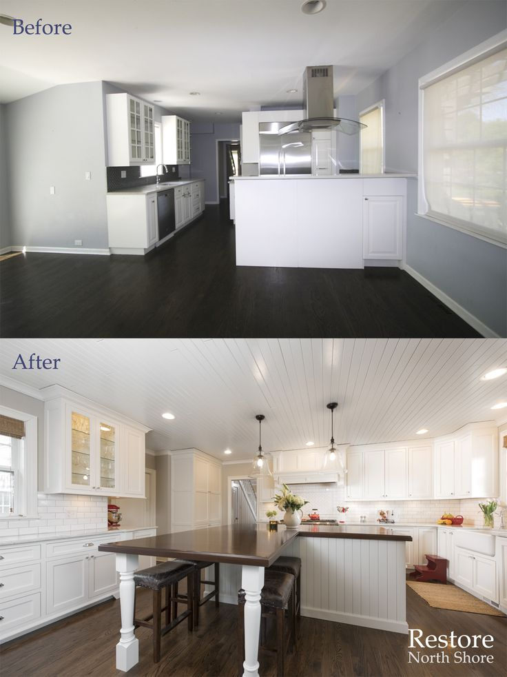 See more information about this kitchen transformation