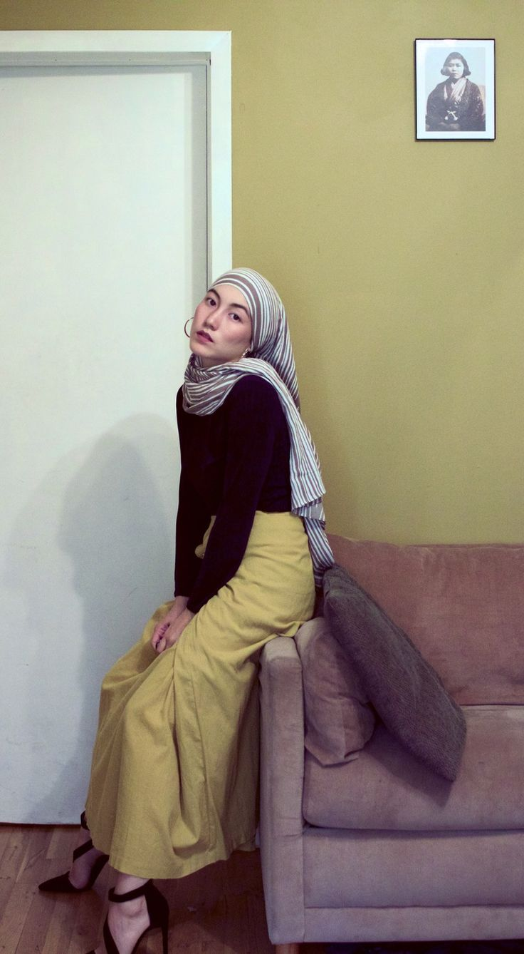 UNIQLO x Hana Tajima FW15 I think she is just great