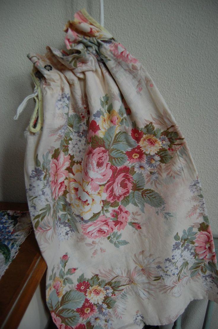 Vintage Laundry Bag 15