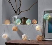 Světelný řetěz s LED