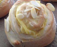 Rezept Puddingschnecken - super lecker! von Da-da-niela - Rezept der Kategorie Backen süß