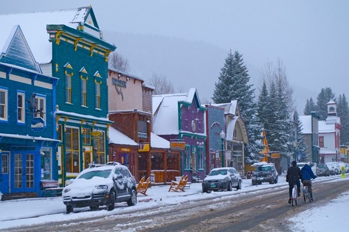 Crested Butte, Colorado is the sweetest little town.