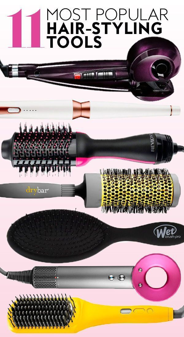 11 Best Hair Styling Tools According To Customer Reviews Hair Styler Tools Hair Appliances Hair Tools