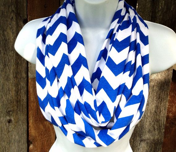 top 25 ideas about chevron infinity scarves on