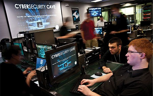 Did You Know That Uat Has More Cyber Security Graduates With Nsa And Cae Credentials Than Any Other University S Cyber Cyber Security Network Security Security