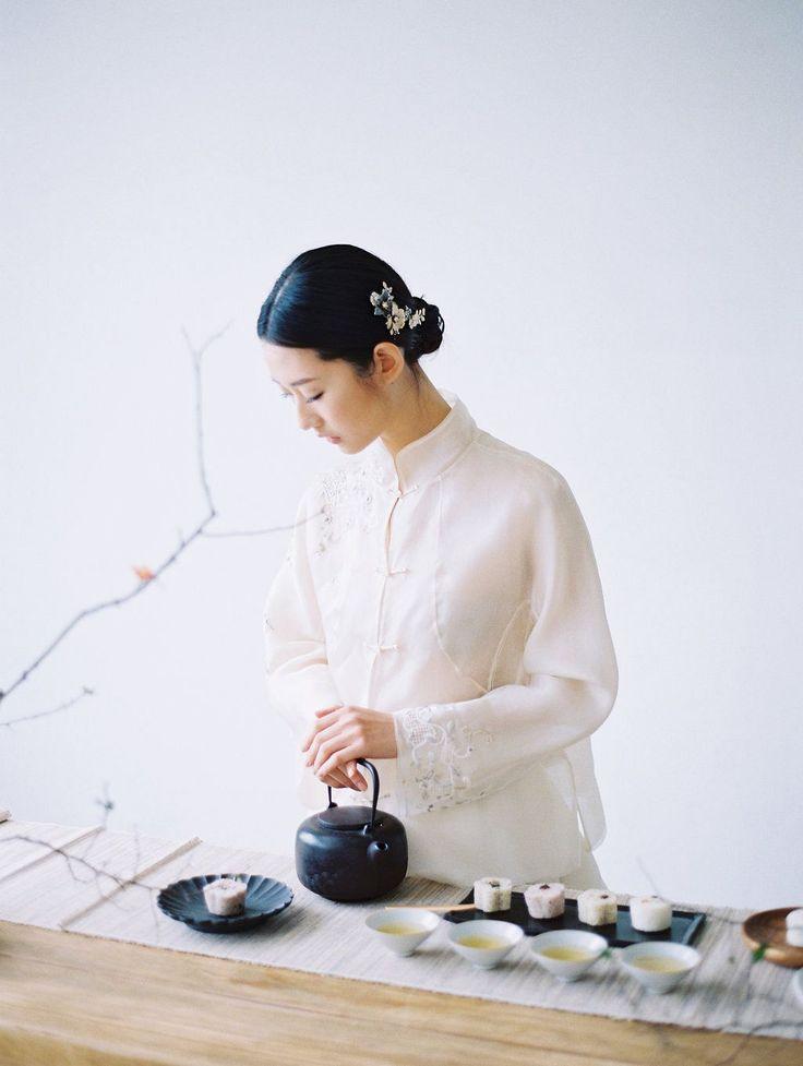 'Play on Heritage' Lookbook by Maggie Wu