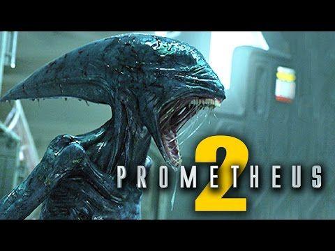 New PROMETHEUS 2 Movie Coming 2017!! - YouTube