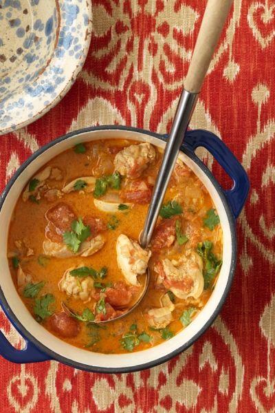 Recept! Zomaar een curry zonder pakjes en zakjes | ELLE Eten