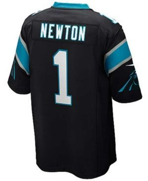 Nike Kids' Cam Newton Carolina Panthers Game Jersey - Blue 5/6