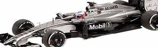 Minichamps McLaren Mercedes MP4-29 (Jenson Button - 2014) Diecast Model Car McLaren Mercedes MP4-29 (Jenson Button - 2014) (1:43 scale by Minichamps 530144322) This McLaren Mercedes MP4-29 (Jenson Button - 2014) Diecast Model Car is Silver and ha (Barcode EAN = 4012138123298) http://www.comparestoreprices.co.uk/cars-and-other-vehicles/minichamps-mclaren-mercedes-mp4-29-jenson-button--2014-diecast-model-car.asp