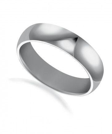 Triton, Tungsten Carbide 6mm Comfort Fit Wedding Band